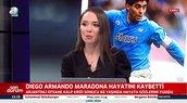 Maradona'nın ölümüyle ilgili flaş iddia! Canlı yayında duyurdu