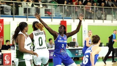 OGM Ormanspor Basket Landes deplasmanında!