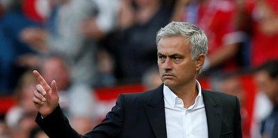 Jose Mourinho eleştiriliyor