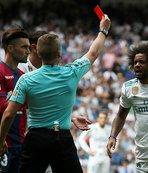 Ronaldo'suz Real düşüşte