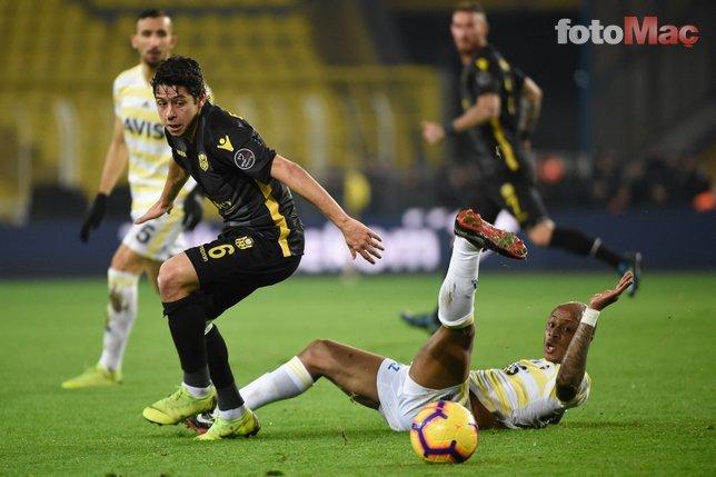 Beşiktaş'ın ilgilendiği Guilherme'den transfer yanıtı