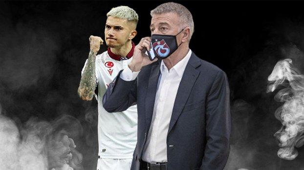 Son dakika spor haberi: Trabzonspor Başkanı Ahmet Ağaoğlu böyle açıkladı! Berat Özdemir...