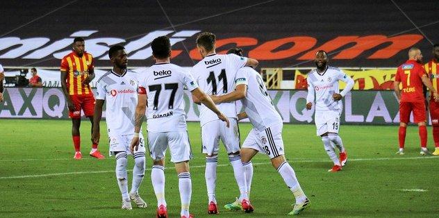 Beşiktaşlı N'Koudou Fenerbahçe derbisinde cezalı duruma düştü - Futbol -