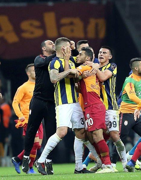 Galatasaray - Fenerbahçe ile ilgili sevkler hazır