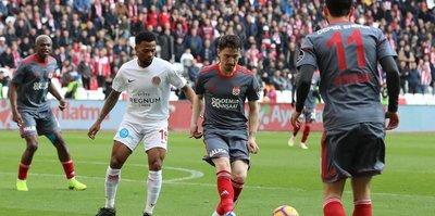 Sivasspor Antalyaspor'u konuk edecek