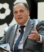 Manchester City, Tebas'ı mahkemeye veriyor