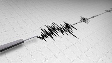 Son dakika: Akdeniz'de 4.5 büyüklüğünde deprem! İşte son depremler