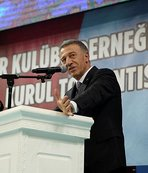 Ahmet Ağaoğlu yeniden başkan!