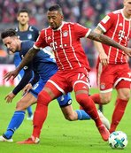 Bayern Münih kupada yarı finale yükseldi