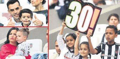 Beşiktaş'ın çocukları