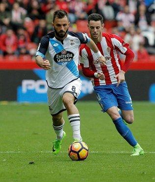 Deportivo'da antrenmana çıkmayan Emre Çolak kadro dışı kalabilir