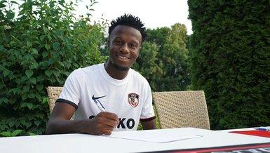 Son dakika transfer haberleri | Gaziantep Hamza Mendyl'i transfer etti