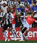 Juventus, Benfica'yı penaltılarla geçti!