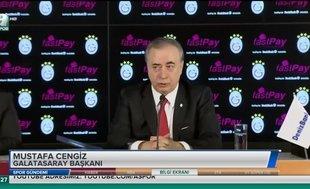 Mustafa Cengiz: TFF'ye teşekkür ederim