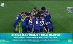 Türkiye Kupası'nda ilk finalist belli oluyor
