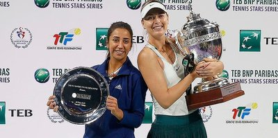 Turkish player bested by Sharapova in Istanbul
