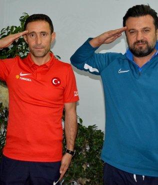 Ampute A Milli Takımı Antrenörü Osman Çakmak'tan Kayserispor'a ziyaret
