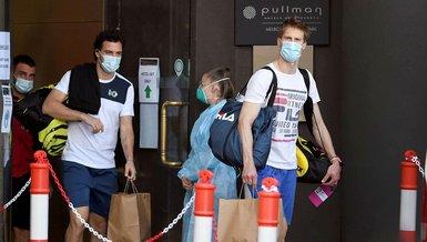 Avustralya Açık öncesi 3 kişide corona virüsü tespit edildi