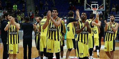 Fenerbahçe Doğuş 82-56 Kızılyıldız (Maç özeti)
