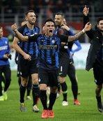 Milano derbisini Inter kazandı
