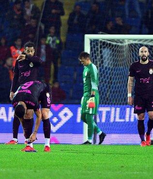 Galatasaray'da 9 yıl sonra bir ilk