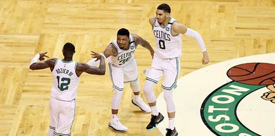 Celtics tur biletini kaptı