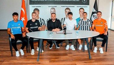 Son dakika transfer haberi: Altay altyapısından dört genç futbolcuyu profesyonel yaptı!