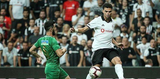 Sezonu yine Pepe açtı