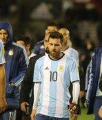 Arjantin zora soktu