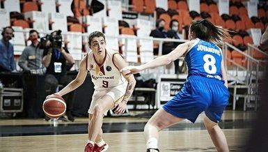 Galatasaray Basket Landes: 89 - 63 (MAÇ SONUCU - ÖZET)