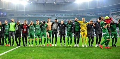Bursaspor Süper Lig yolunda zorlu virajda