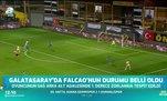Galatasaray'da Falcao'nun durumu belli oldu