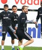 Beşiktaş Kayserispor maçı hazırlıklarına başladı