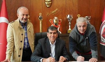 Gaziantep FK Sumudica'nın sözleşmesini 2021 yılına kadar uzattı
