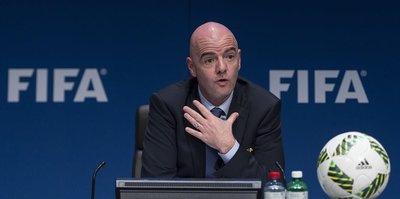 FIFA Futbol Zirvesi, İstanbulda yapılacak