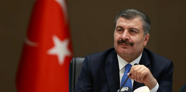Sağlık Bakanı Fahrettin Koca güncel corona virüsü rakamlarını açıkladı (31 Temmuz)