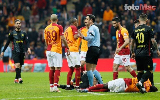 Galatasaray'da kriz kapıda!