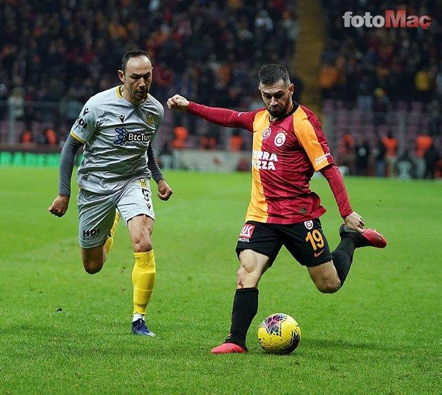 Fatih Terim'in eli kolu bağlı! İşte Başakşehir maçı 11'i