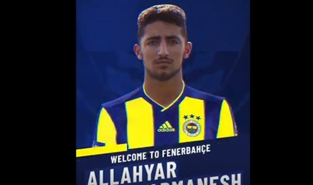 Fenerbahçe Allahyar transferini bu video ile duyurdu | Video haber