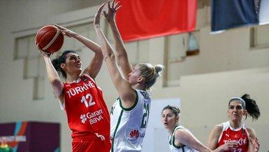 Litvanya - Türkiye: 55-67 (MAÇ SONUCU - ÖZET)   FIBA 2021 Kadınlar Avrupa Şampiyonası Elemeleri