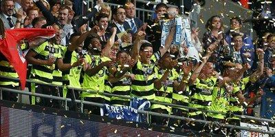 Premier Lig'e yükselen son takım belli oldu