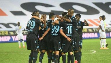 Trabzonspor 3-1 Yeni Malatyaspor | MAÇ SONUCU