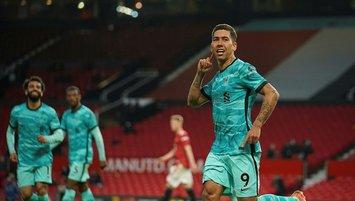 Old Trafford'da kazanan Liverpool!