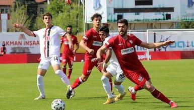 Boluspor Eskişehirspor 3-0 (MAÇ SONUCU - ÖZET)
