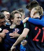 4 dakikada 2 gol! Maç sonucu: Hırvatistan 1-1 Danimarka | Özeti izleyin