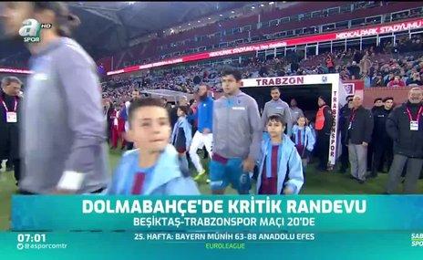 Dolmabahçe'de kritik randevu