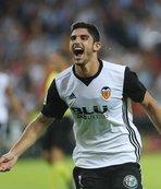 Valencia, Guedes'i transfer etti