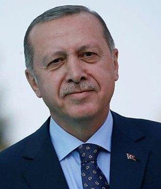Başkan Erdoğan'dan Çebi'ye tebrik