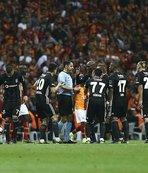 """""""Galatasaray formasını hakeme verin giysin"""""""