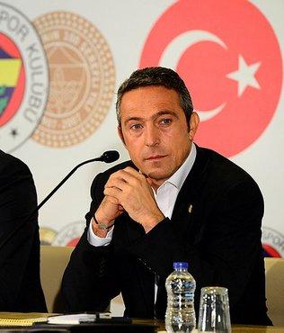 Fenerbahçe'de Ali Koç'un transferde ilk hedefi: Georges-Kevin N'Koudou